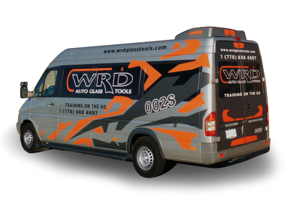 WRD - Auto Glass Removal Training on the Go