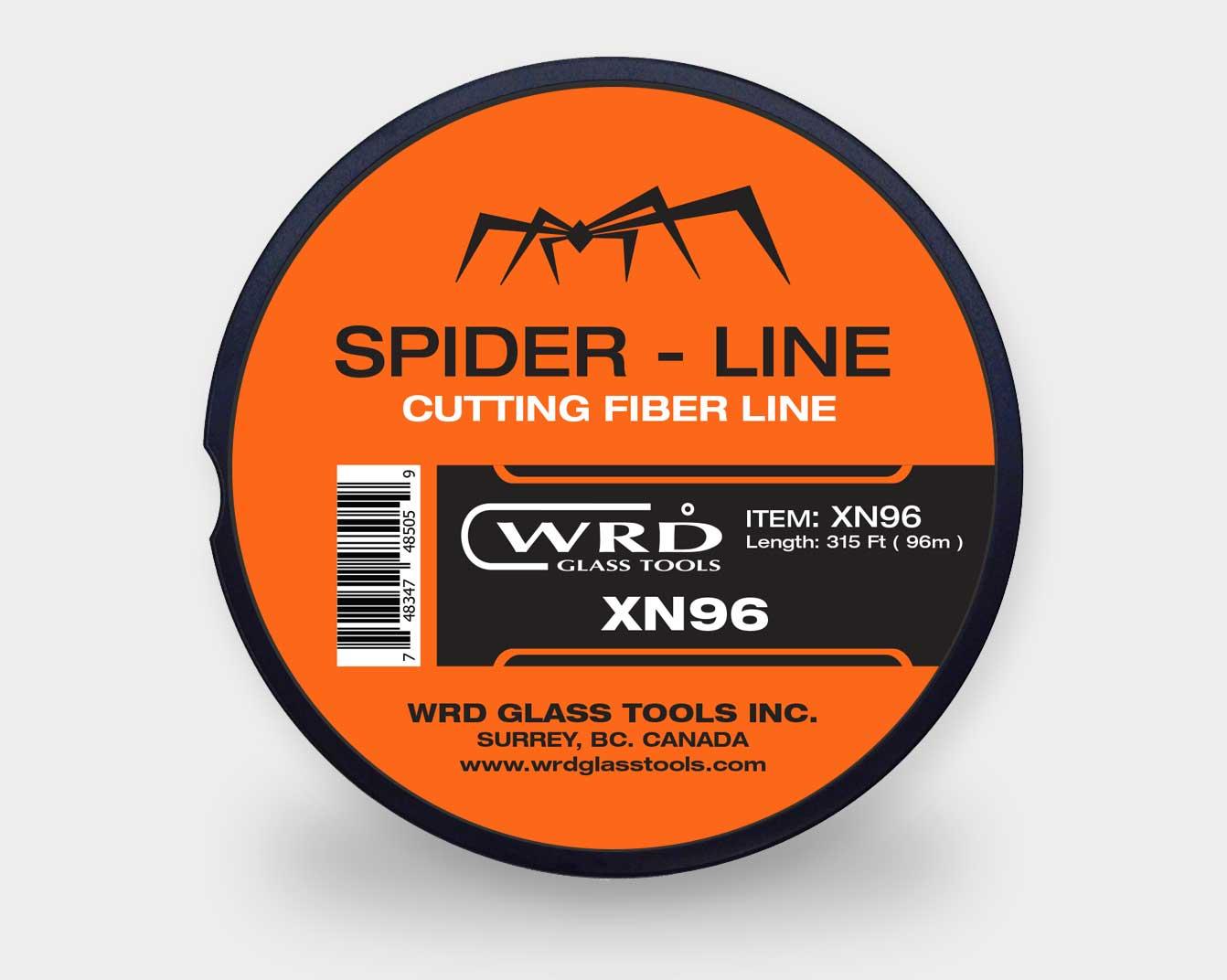 WRD Spider Line XN96 - Mid Gauge Cutting Line
