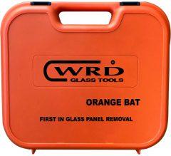 WRD Orange Bat Plastic Tool Case